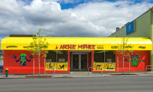 Archie McPhee Store in Wallingford