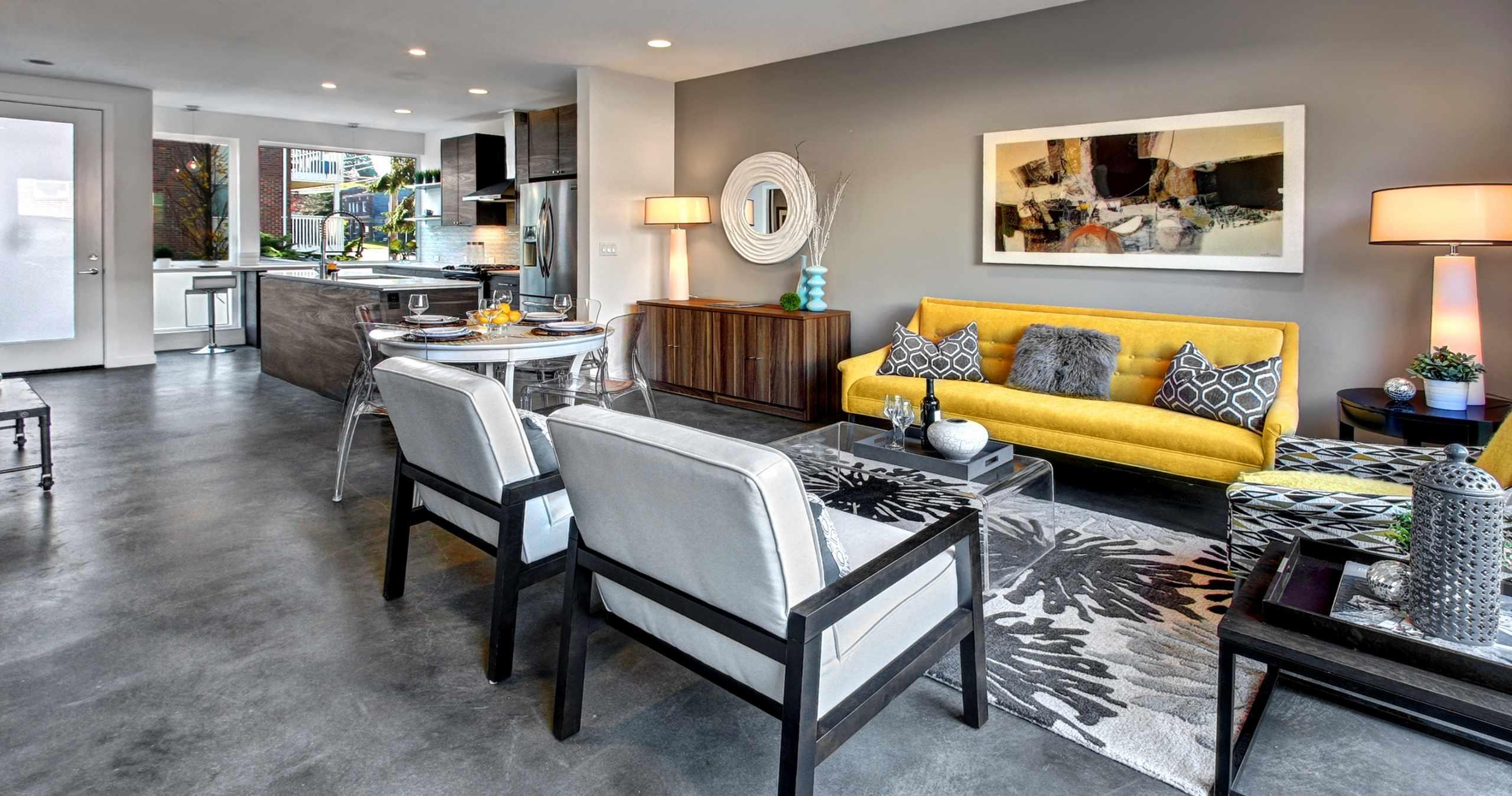Isola Homes brings you Morgan 5.1, Isola Homes, Modern, Concrete Floors