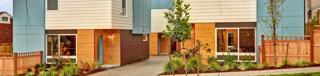 Isola Homes, Modern Green Lake, Licton Springs, Modern, Single Family