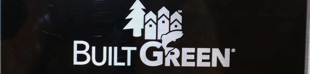Isola Homes wins Built Green Hammer Award
