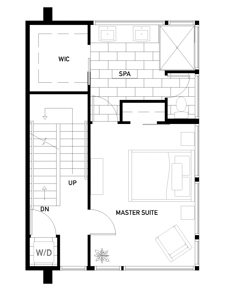 8 on 10th isola homes for Select floor plans
