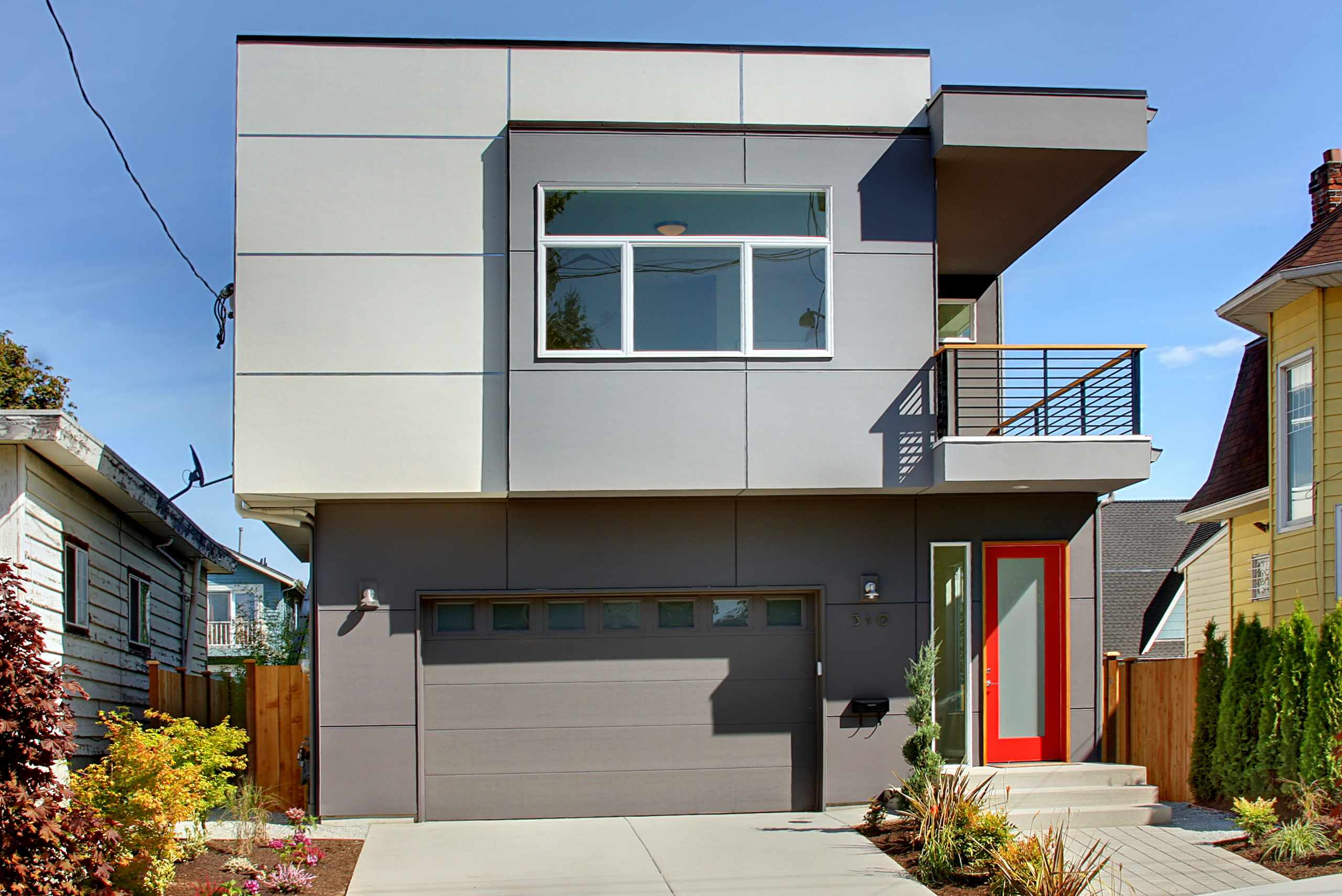 Best 40 seattle modern homes design ideas of seattle for Contemporary house builders