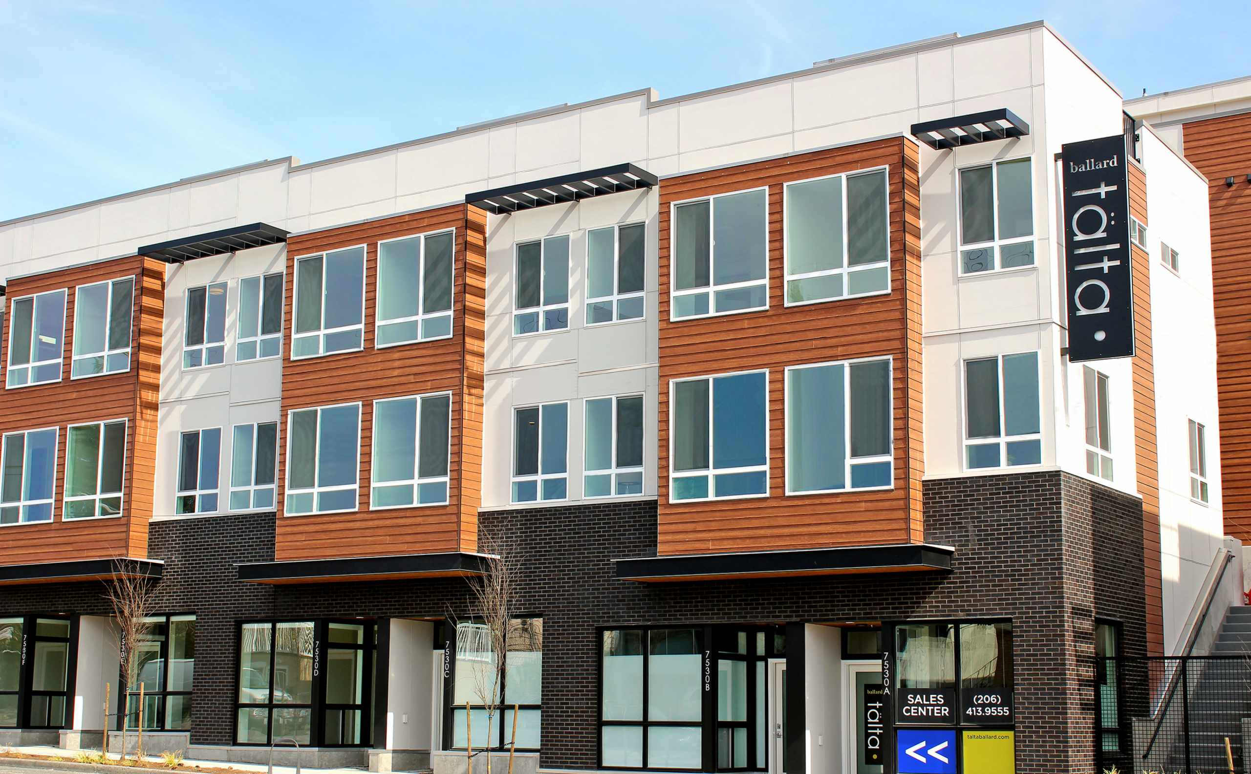 Talta Townhomes New Townhomes For Sale In Seattle