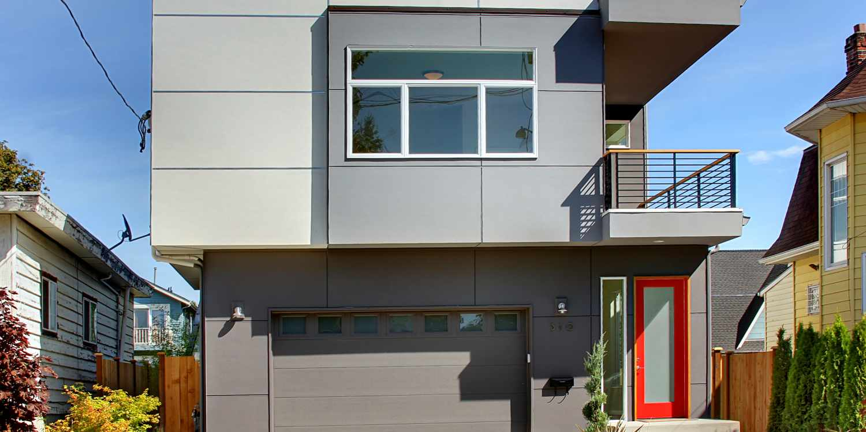Seattle Modern Isola Homes