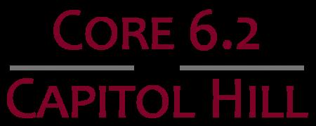 Core 6.2 at Capitol Hill