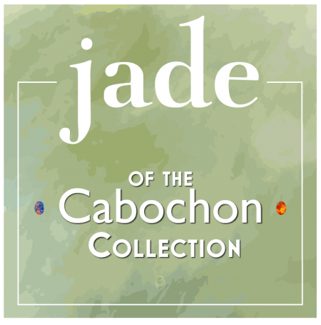 Cabochon Collection: Jade
