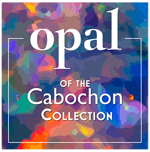 Cabochon Collection: Opal
