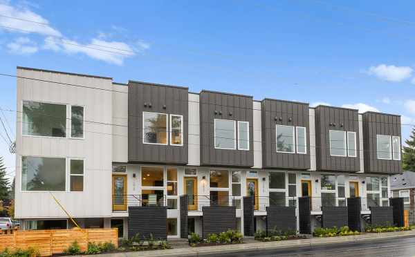 The Tate Townhomes, Now Selling in the Haller Lake Neighborhood of Northgate Seattle