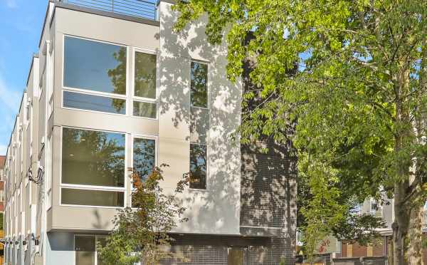 The Wyn Townhomes in Capitol Hill by Isola Homes