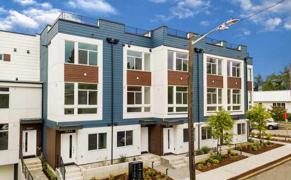 The Lucca Townhomes - New Townhomes in Wallingford