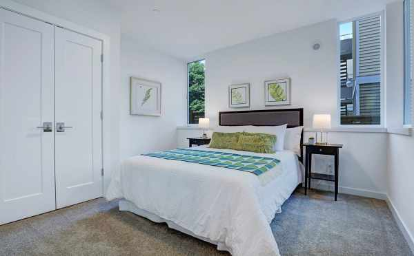 Bedroom on the First Floor of 3062F SW Avalon Way