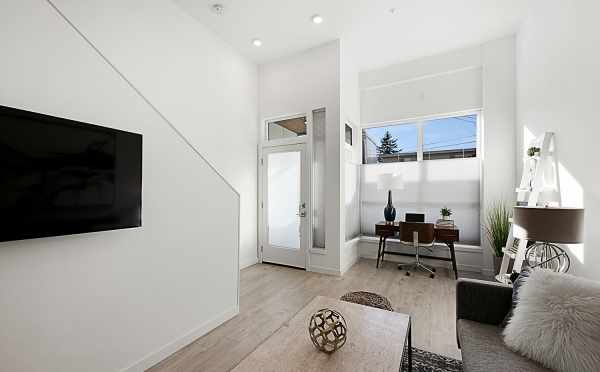 First Floor Room of 7530B 15th Ave NW, Live-Work Unit in Talta Ballard
