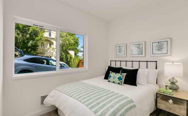 First Floor Bedroom at 2508 Everett Ave E