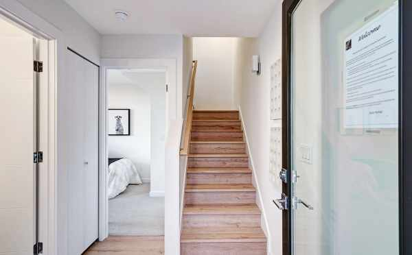 Entryway at 14339E Stone Ave N
