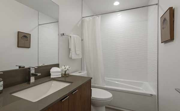 First-Floor Bathroom at 1327 NW 85th St