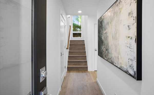 Entryway at 6317C 9th Ave NE