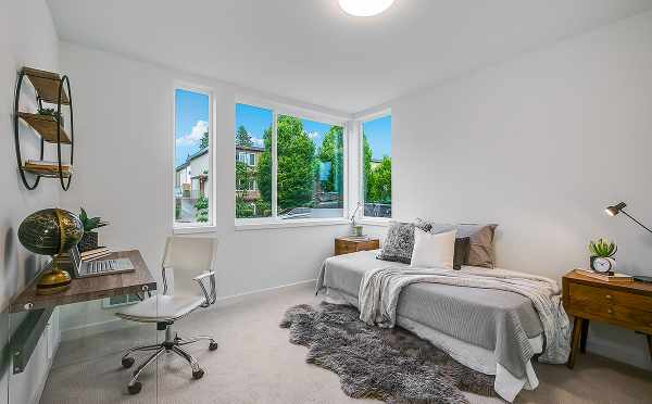 First Floor Bedroom at 6111 17th Ave NW
