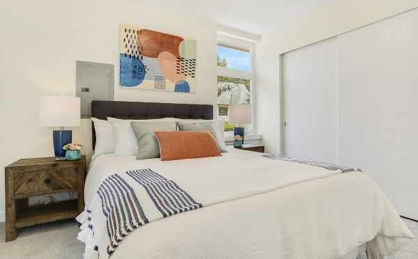 First-Floor Bedroom at 8364 14th Ave NW