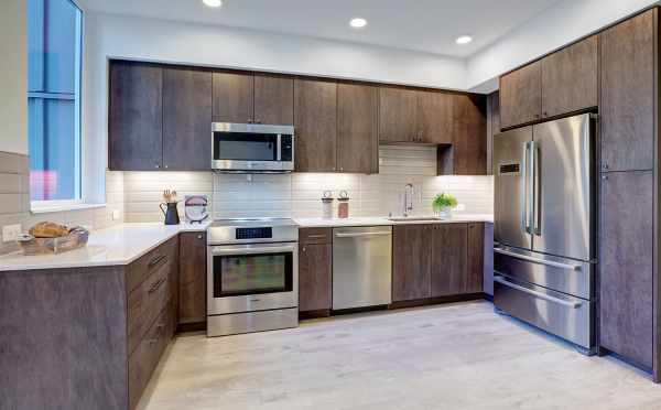 Stainless Steel Appliances in the Kitchen of 3062F SW Avalon Way