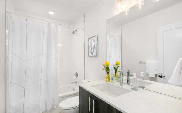 First-Floor Bathroom at 2430 Boyer Ave E