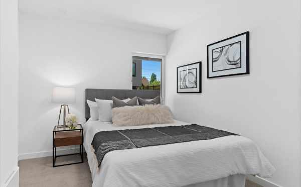 First-Floor Bedroom at 212E 18th Ave