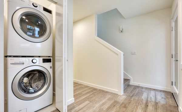 Ultra-Large Capacity Washer and Dryer at 14339C Stone Ave N