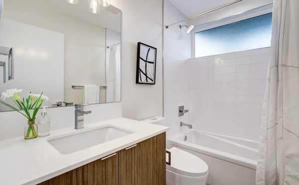First-Floor Bathroom at 14339E Stone Ave N
