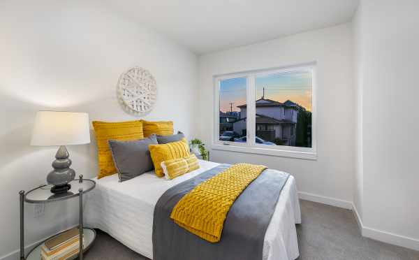 First-Floor Bedroom at 8509B 16th Ave NW