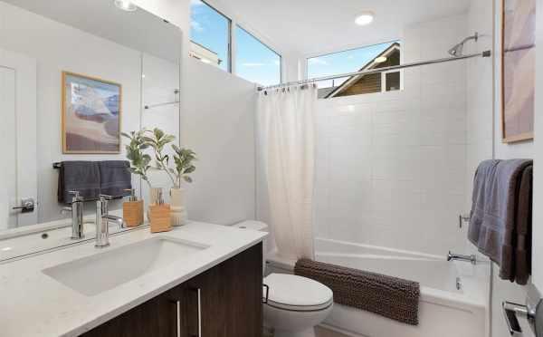 First Floor Bathroom at 807 N 47th St