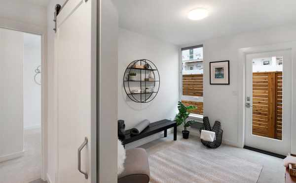 Second Bedroom at 807 N 47th St