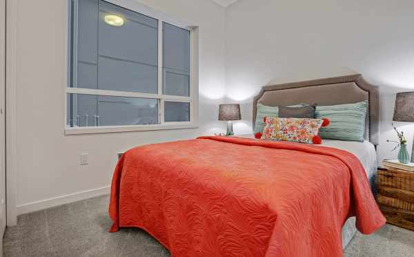 Bedroom on the First Floor of 1494 NW 75th Street