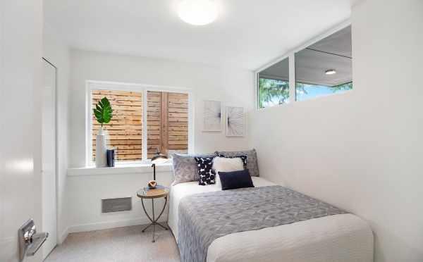 Second Bedroom at 5111F Ravenna Ave NE