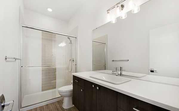 First Floor Bathroom in 2127 Dexter Ave N
