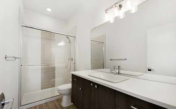 First Floor Bathroom in 2127 Dexter Ave N
