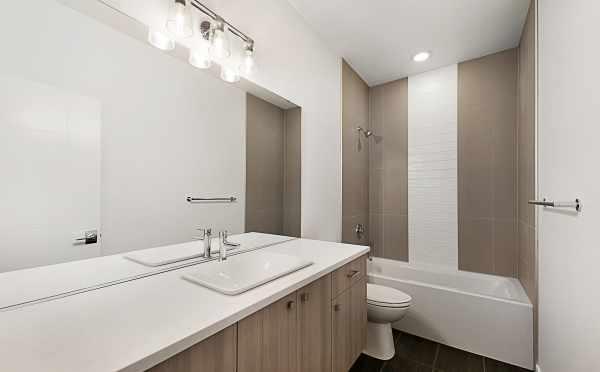 First Floor Bathroom of 2133 Dexter Ave N