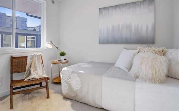 First Floor Bedroom at 437D NE 73rd St