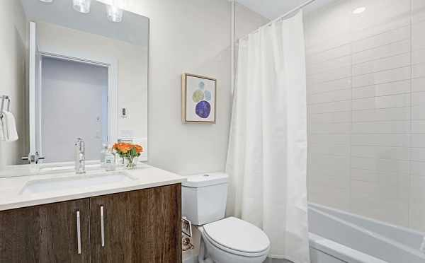 First Bathroom at 7219 5th Ave NE in Verde Towns 3
