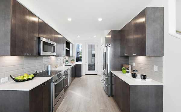Kitchen in 7530B 15th Ave NW, Live-Work Unit in Talta Ballard