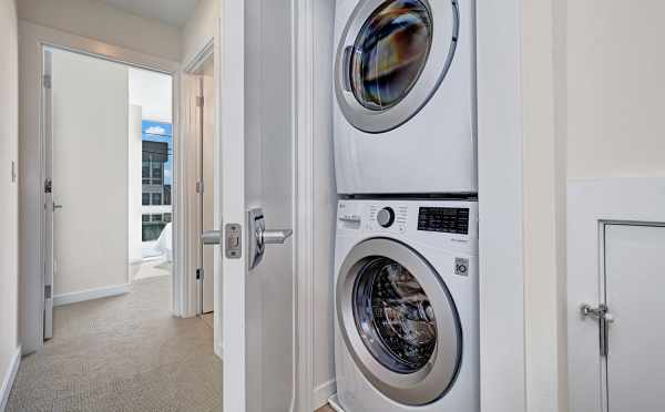 Stackable Washer and Dryer at 2414 NW 64th St