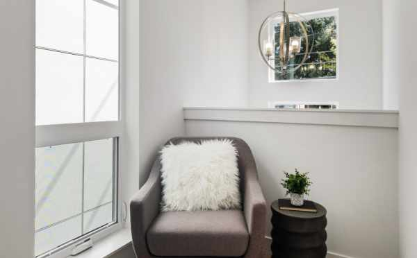 Sitting Area on the Second Floor of 8569 Mary Ave NW in The Trondheim
