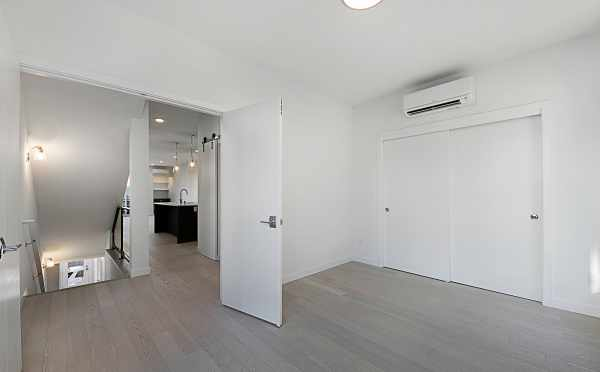 Second Floor Bedroom at 2127 Dexter Ave N