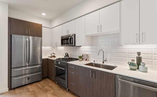 Kitchen at 7213 5th Ave NE