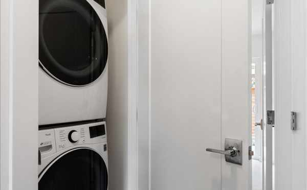 Laundry Area on the First Floor of 820 NE 63rd St