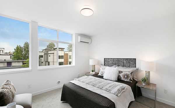 Master Bedroom at 3537 Wallingford Avenue N