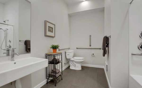 First Floor Bathroom at 1494 NW 75th Street