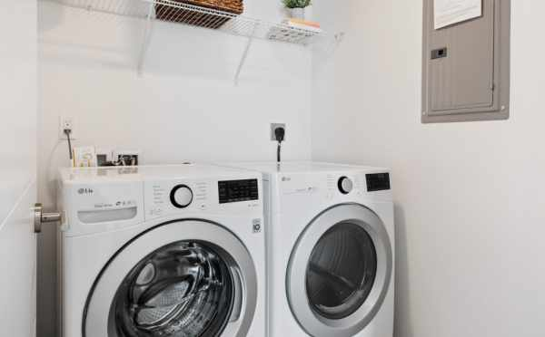 Ultra-Large Capacity Washer and Dryer at 8569 Mary Ave NW