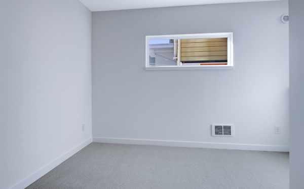 First Floor Bedroom at 437B NE 73rd St