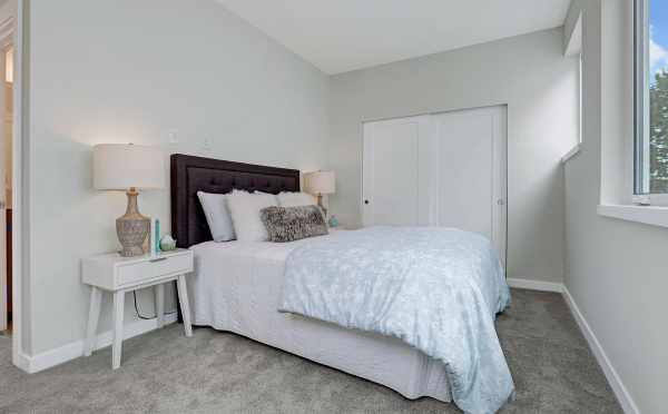 Master Bedroom at 1539B 14th Ave S