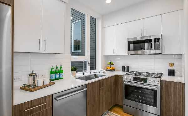 Kitchen at 6111 17th Ave NW