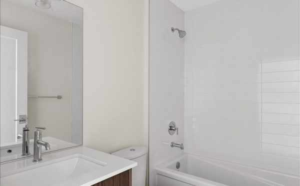 First Bathroom at 3015C 30th Ave W